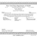 NYSDOH Clinical Lab Permit_Exp 2021-06-30_Virology addition_Amended