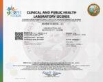 CA State License Certificate Expires 05162022